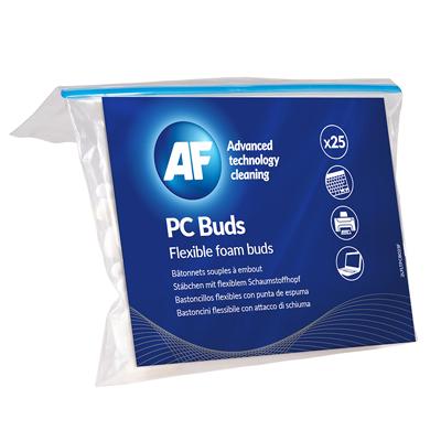 AF PC Rensepinner - Fleksible skum rensepinner (25)