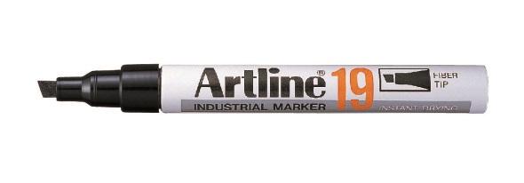 Artline 19 Industrimerkepenn 5.0 sort