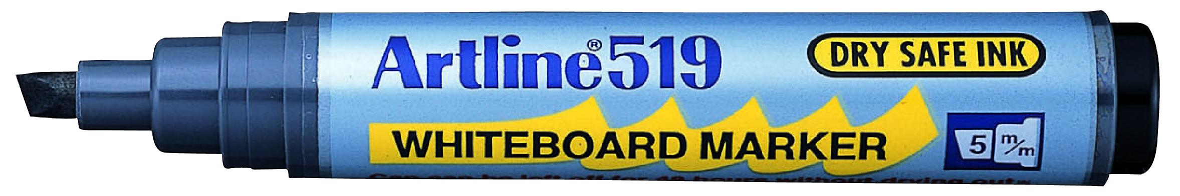 Artline 519 Whiteboardpenn sort