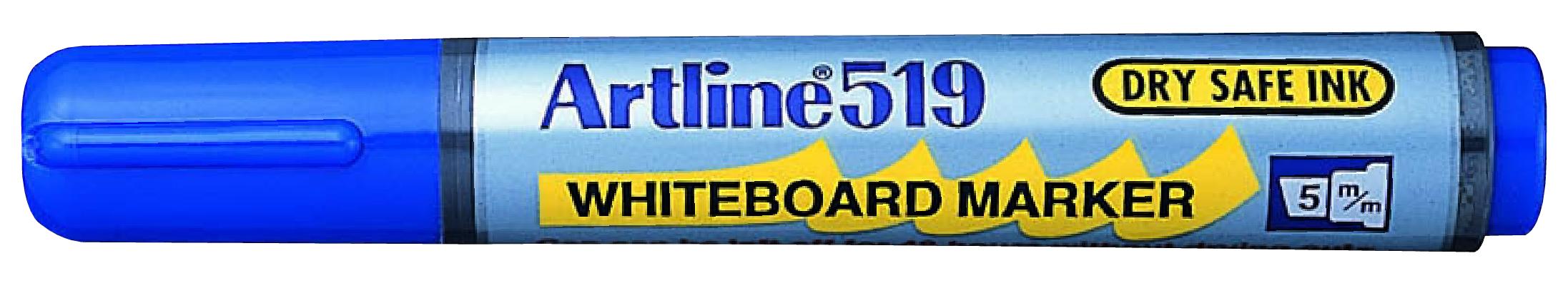 Artline 519 Whiteboardpenn blå