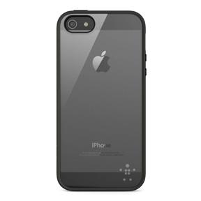 Belkin iPhone 5/5S/SE View Case Blacktop