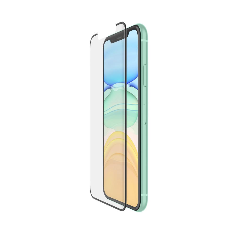 Belkin iPhone XR/11 ScreenForce TemperedCurve Protection