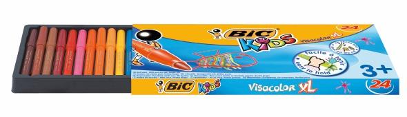 BIC Kids Visacolor XL 24/eske