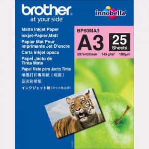 A3 Matt ink-jet papir 145g (25)