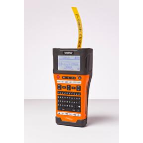 PT-E550WVP label machine with Wi-Fi