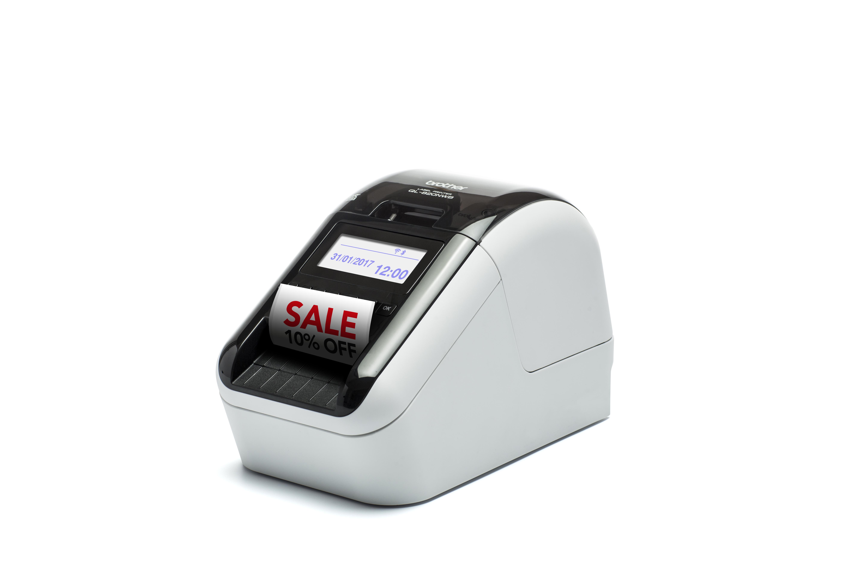 QL-820NWB Thermal labelling machine