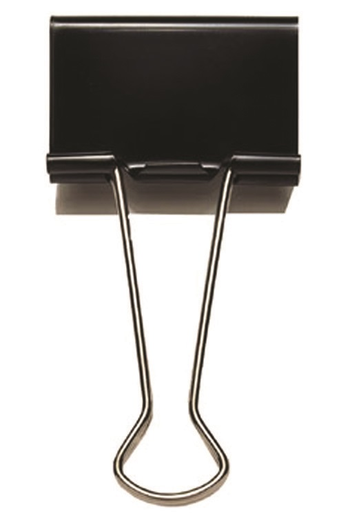 Büngers Papirklemmer Foldback 19mm