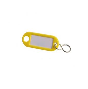 Büngers Nøkkelbrikke, gul