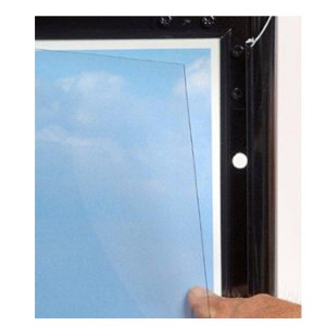 Büngers Frontplast 70x100 transparent