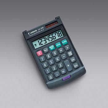 Canon LS-39E Lomme Kalkulator