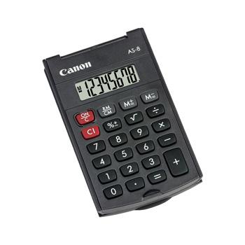 Canon AS-8 Lomme Kalkulator