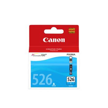 CLI-526 C cyan ink cartridge, blistered