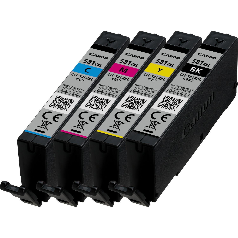 CLI-581XXL C/M/Y/BK multipack