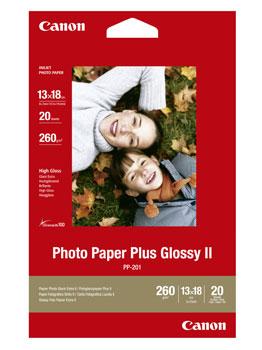 13x18 PP-201 Foto Papir Plus II 275g (20)