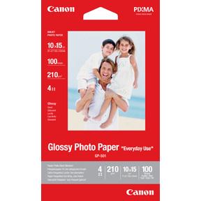 10x15 GP-501 Glossy Foto Papir 210g (100)