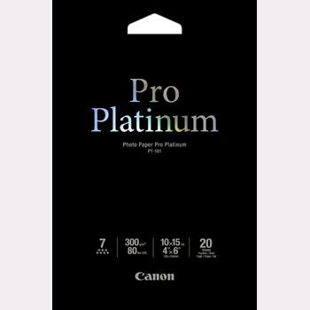 10x15 PT-101 Foto Papir Pro Platinum 300g (20)