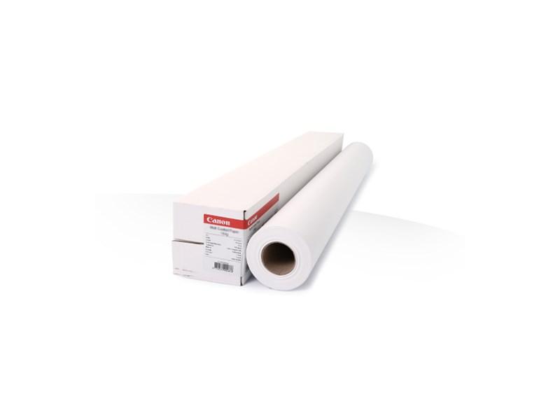36'' Matt coated paper roll 140g 30m