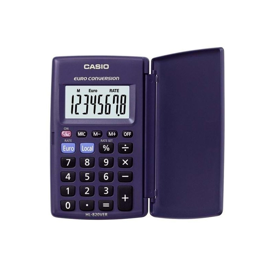 Casio Kalkulator HL-820VER
