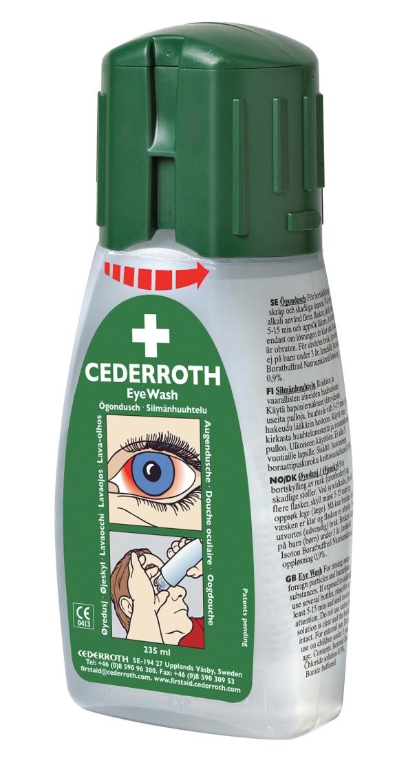 Cederroth Øyedusj Lommemodell 235 ml.