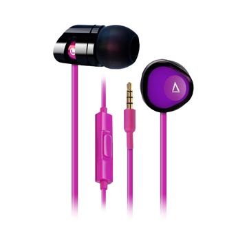 MA200 In-Ear, Black/Purple (TILBUD)