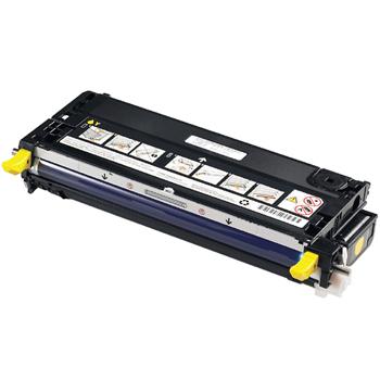 Dell  NF556 yellow toner HC