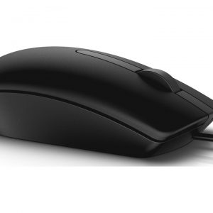 Dell Optical Mouse MS116, Black