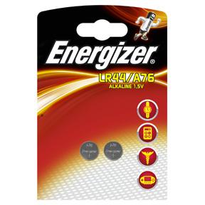 Energizer Alkaline Power LR44/A76 (2-pack)