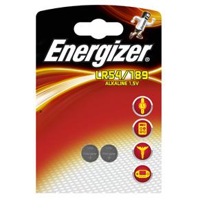 Energizer Alkaline Power LR54/189 (2-pack)