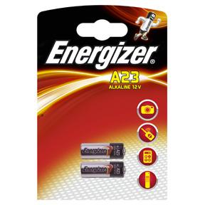 Energizer Alkaline Power A23/E23A (2-pack)