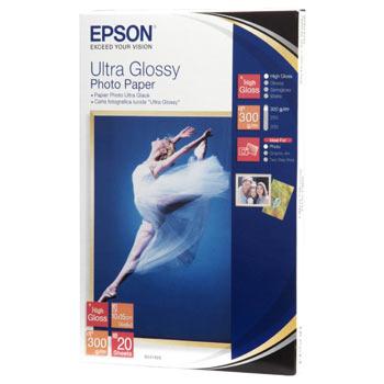 10x15cm Ultra Gloss Photo.Paper 20)