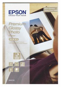 10x15cm Premium Glossy Photo Paper 255 g (40) - Gold