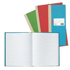 Esselte Bokføringsbok Kvart linjert 144 ark