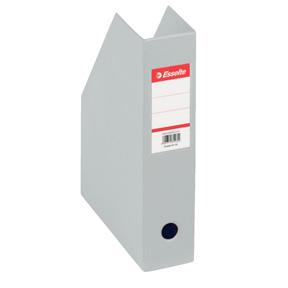 Esselte Tidsskriftsamler Vivida PVC A4 70mm grå