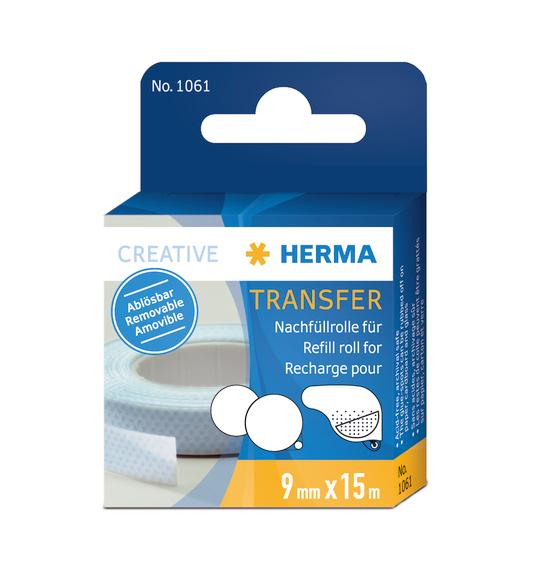 Herma Hermafix Rollerlim refill avtagbar 15m