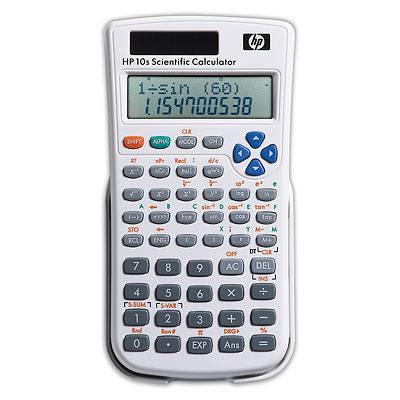 HP Scientific Kalkulator HP10S+