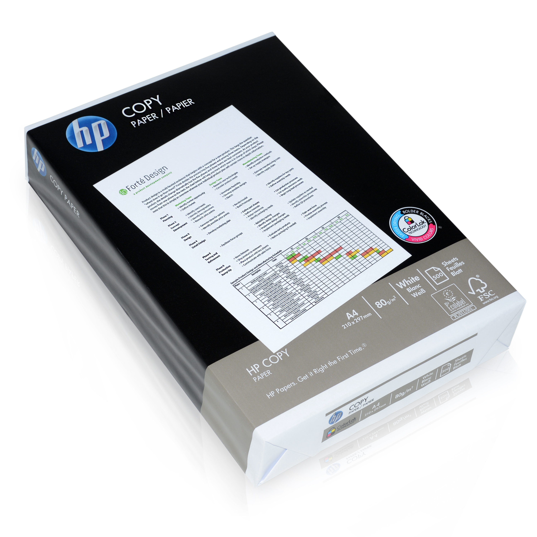 A4 HP Kopipapir 80 g (500)