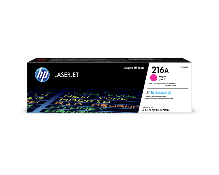 216A Magenta LaserJet Toner Cartridge 850 pages