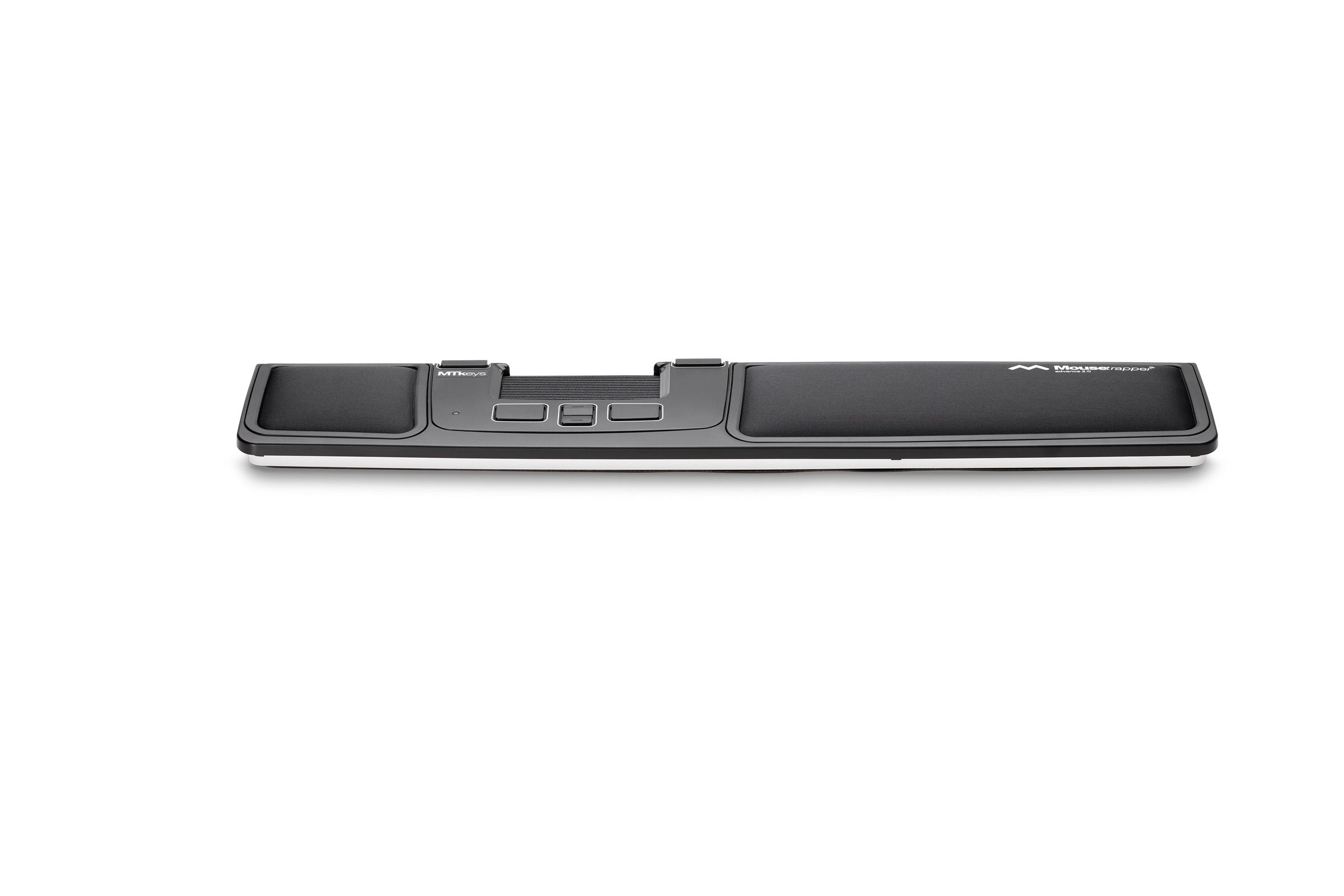 MouseTrapper Advance 2.0 - Sort/hvit
