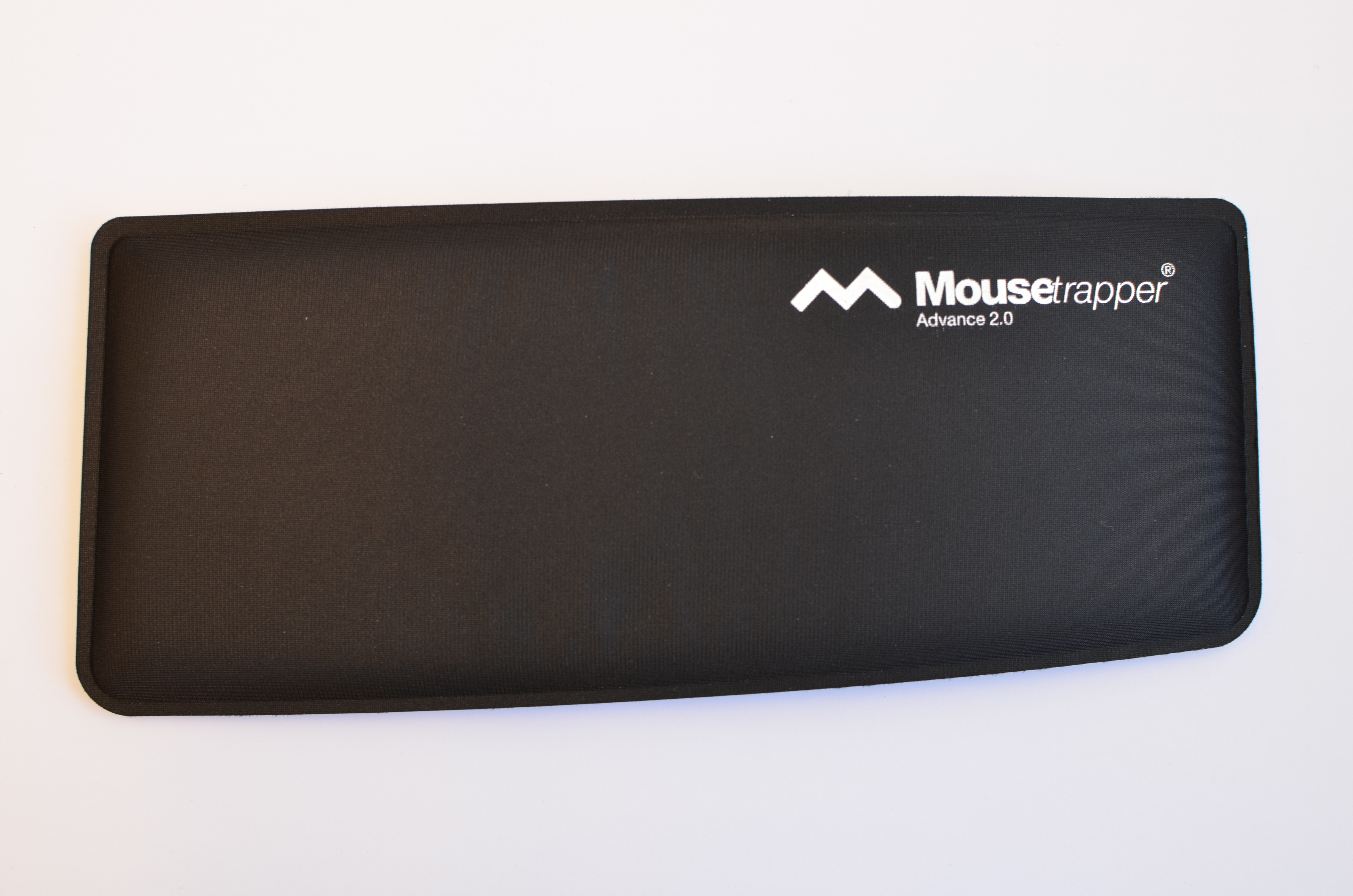 MouseTrapper Underarmsstøtte Advance 2.0, Sort/hvit