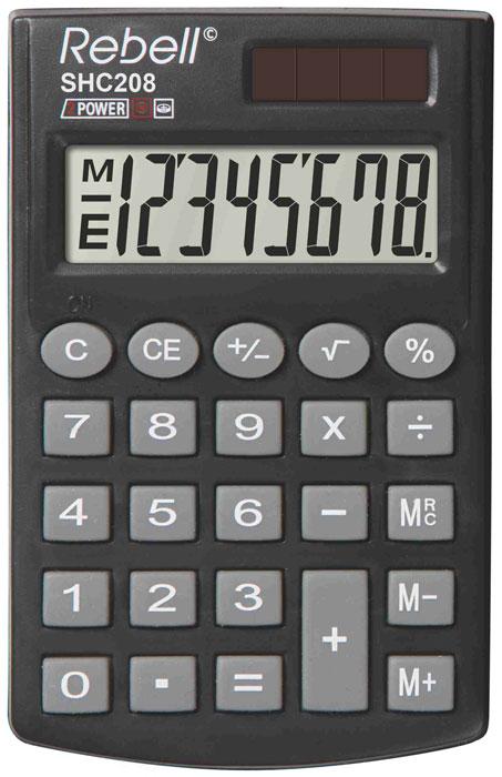 Rebell Lomme kalkulator SHC208