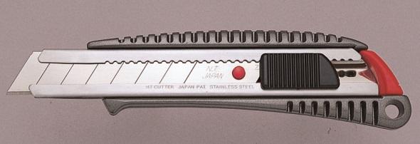 NT-Cutter Kartongkniv 18mm L-500GRP