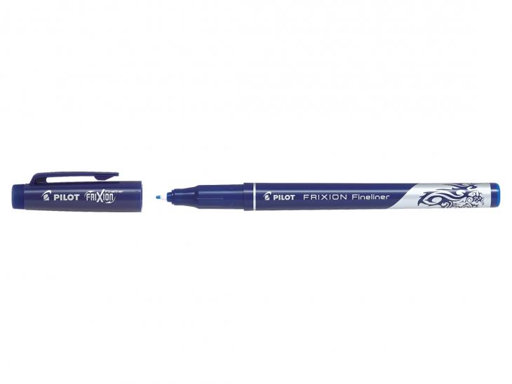 Frixion Fineliner 1,3mm blå