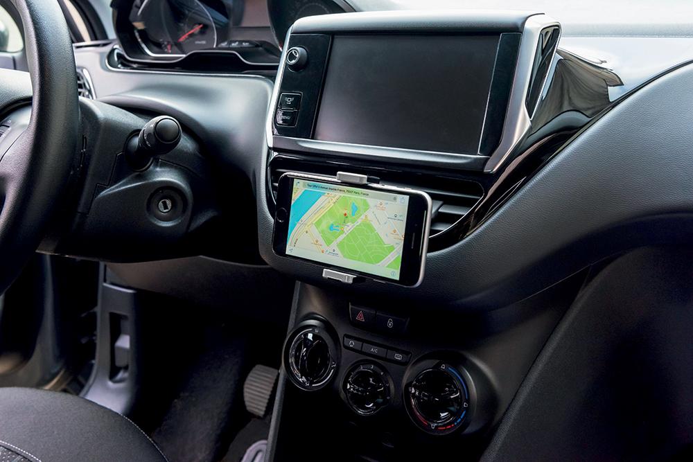 PNY Utvidbar Mobilholder for bil luftventil