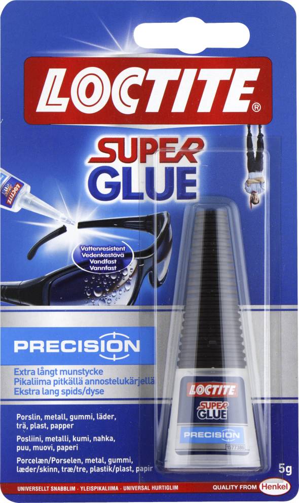 Super glue Loctite Precision 5g