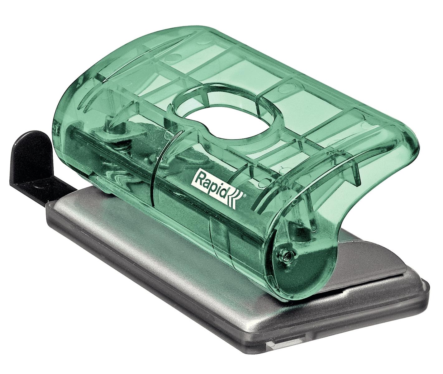 Hullemaskin Rapid Colour'Ice trans grønn BL