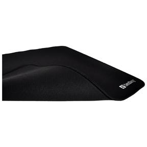 Gamer Mousepad XL, Black (45x40cm)