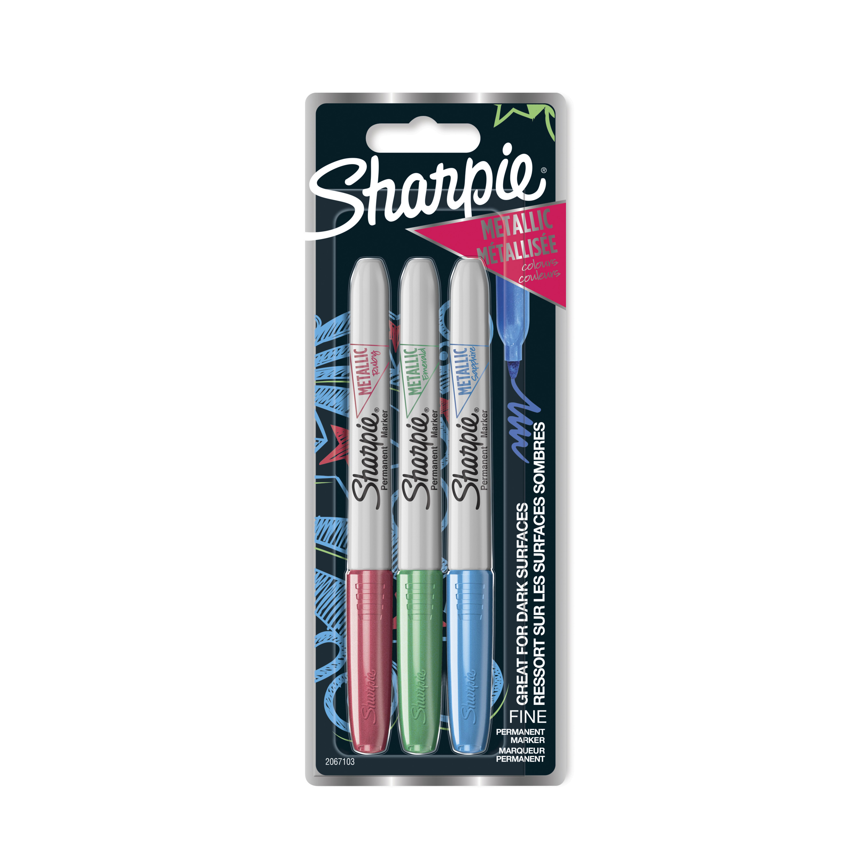 Marker Sharpie Metallic 1,4mm ass (3)