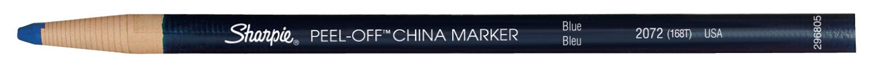 Marker Sharpie China 2,0mm blå