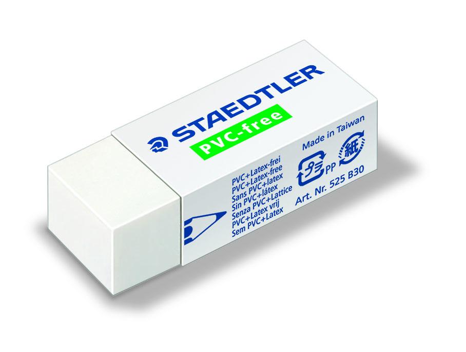 STAEDTLER Viskelær PVC-fri 43x19x13mm