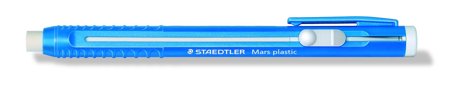 STAEDTLER Viskelærpenn Mars Plastic m/holder